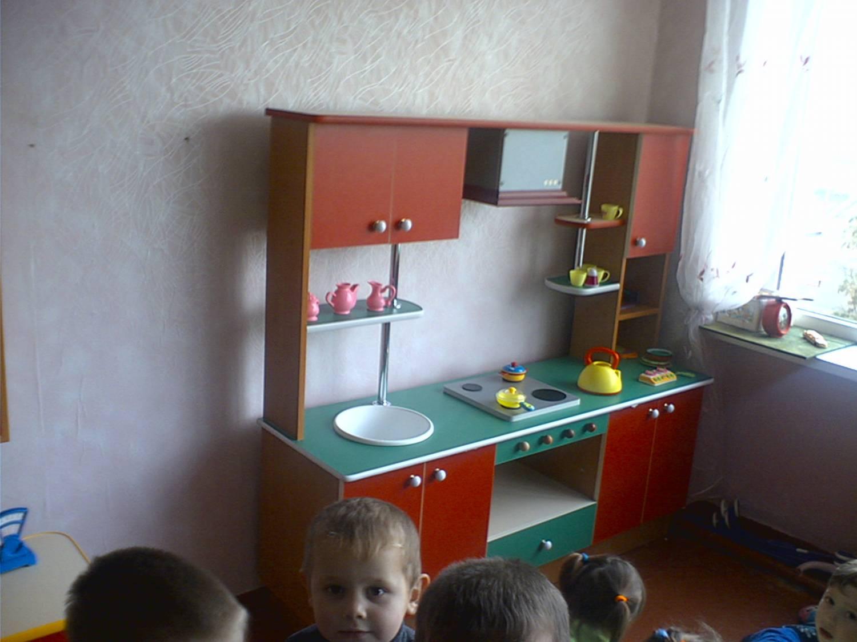 Кухня в садик