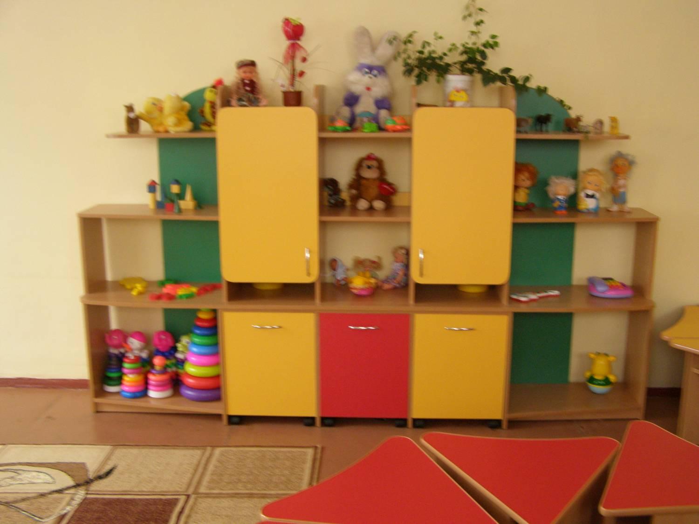 Мебель для детей в доу фото